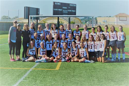 2017 Redwood Varsity FH Team