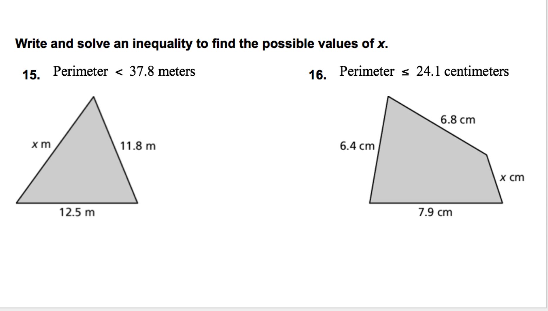 Detore Grace Algebra 1