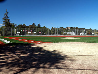 Drake baseball field