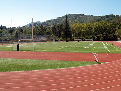 Drake Football Field