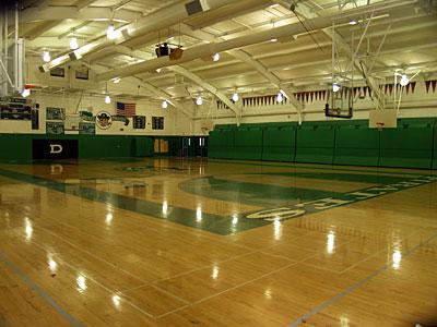 Drake large gym