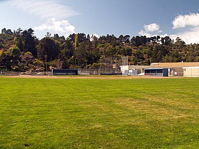 Tam baseball field