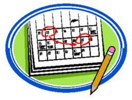 Calendar - Imp Dates