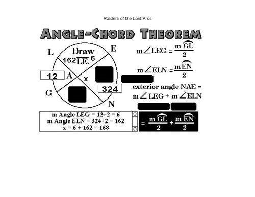Angle Chord