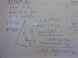 Cone Example 1