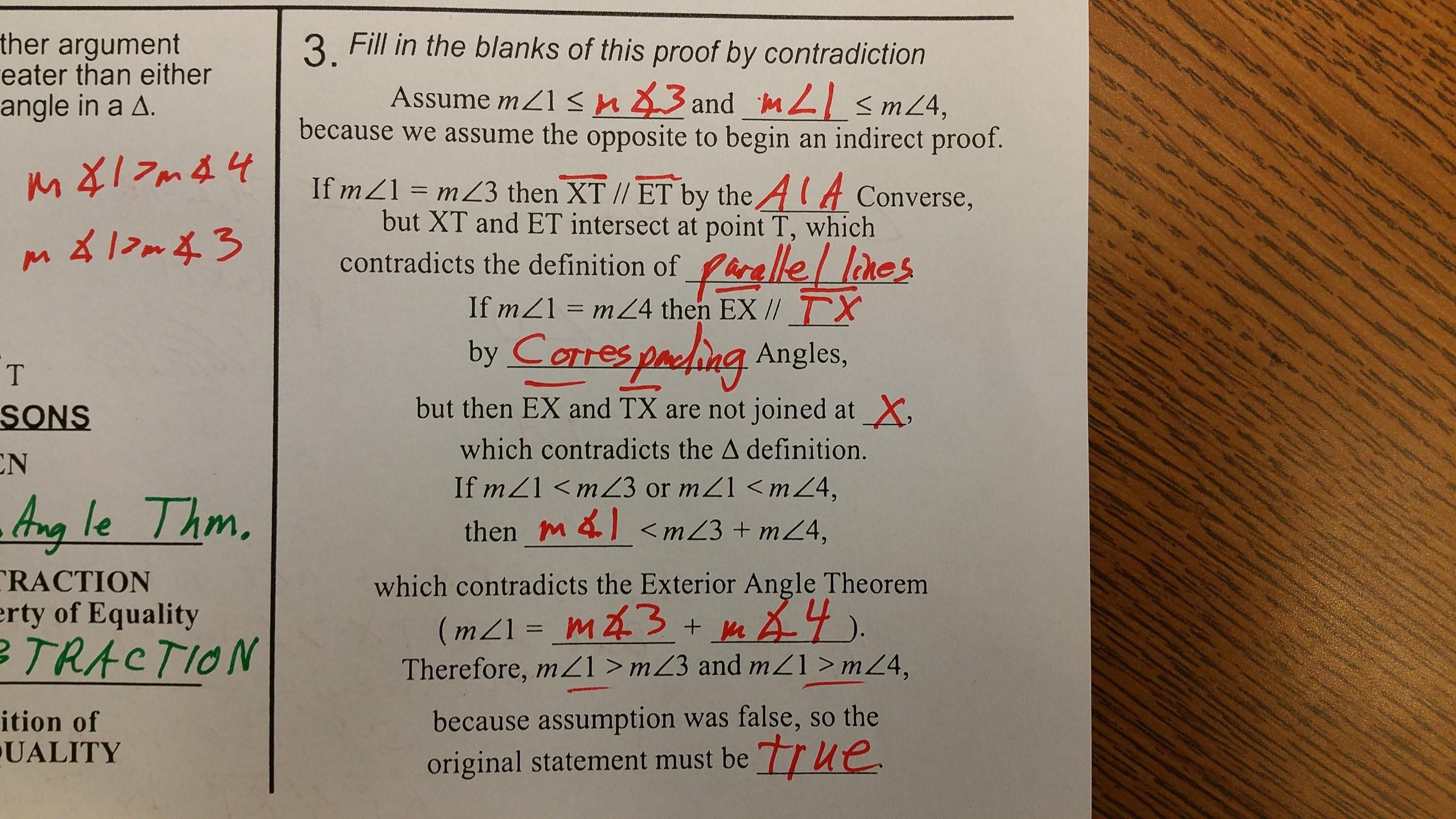 Gebhard Curt gdownloads – Indirect Proof Worksheet