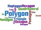 polygon word cloud