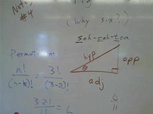 Triangle Trig Functions