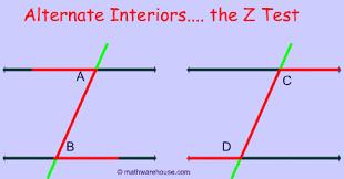 the Z test