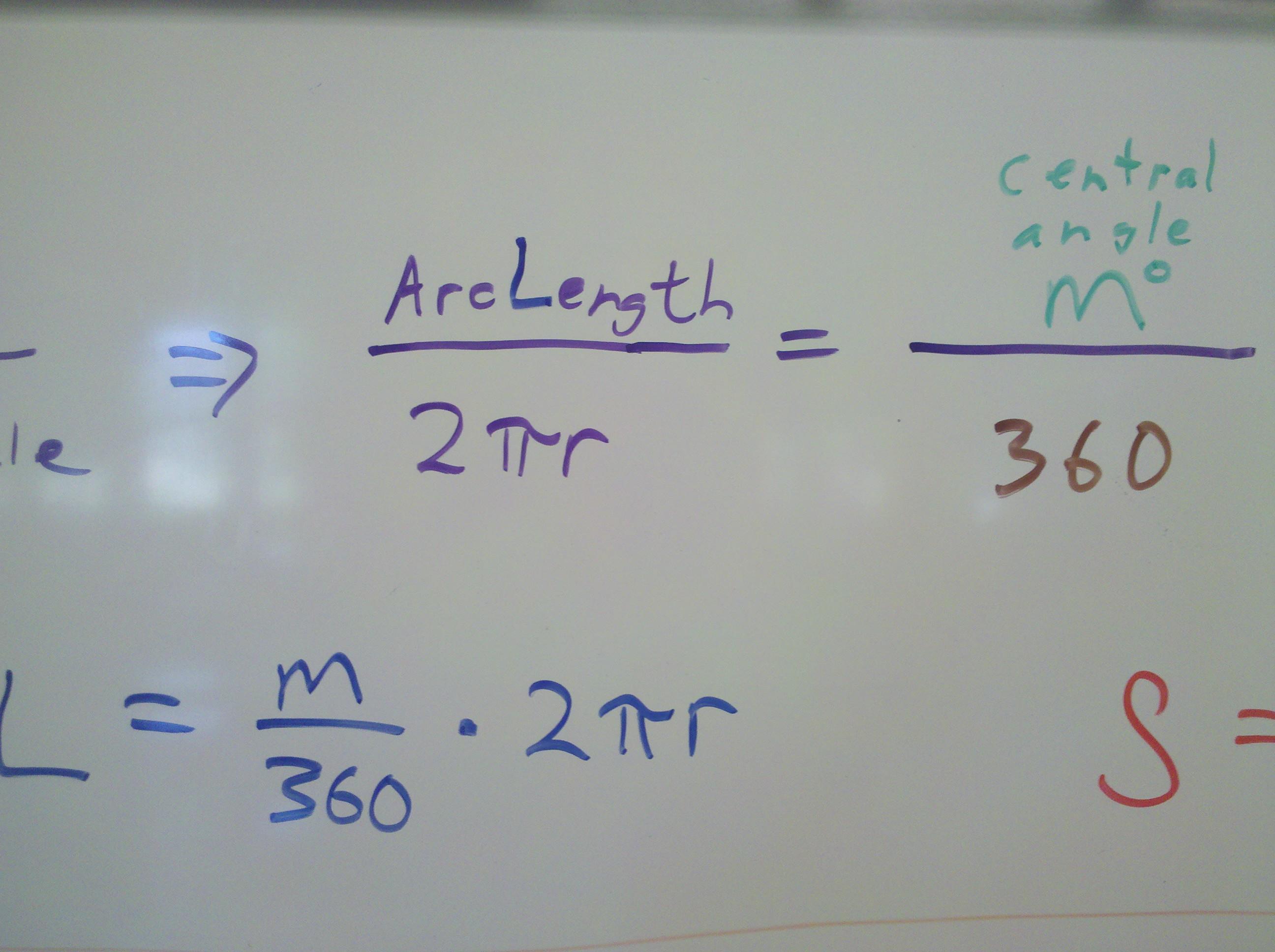 arclength