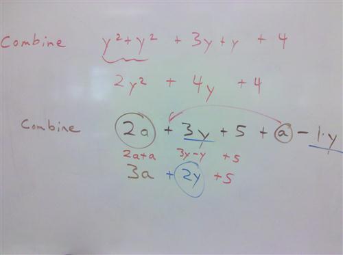 Gebhard, Curt / Algebra Notes