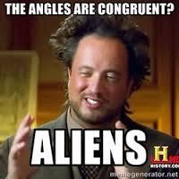 congruent aliens