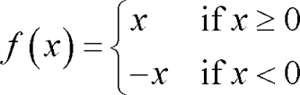 abs val function