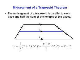 trap midsegment