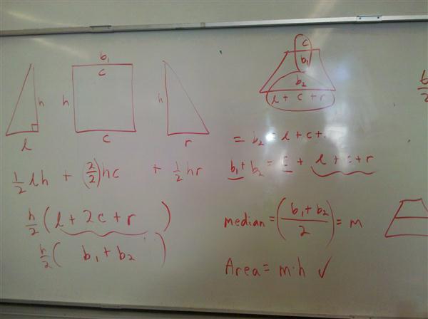 Trapezoid Derivation 3