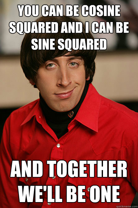 Wolowitz Theorem