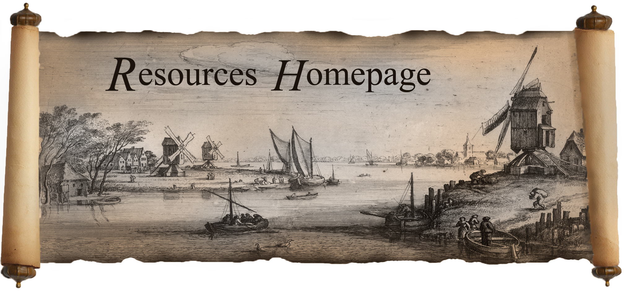 Resources Homepage