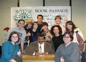 My Astronomy Class with Famed Astrophysicist Dr. Neil DeGrasse Tyson