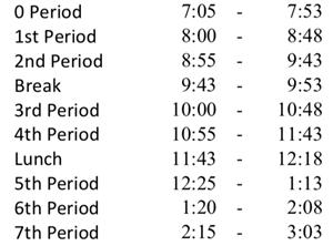 Sjsu Final Exam Schedule Fall 2020.Bell Schedules Inc Final Exams Fall Final Exam Schedule