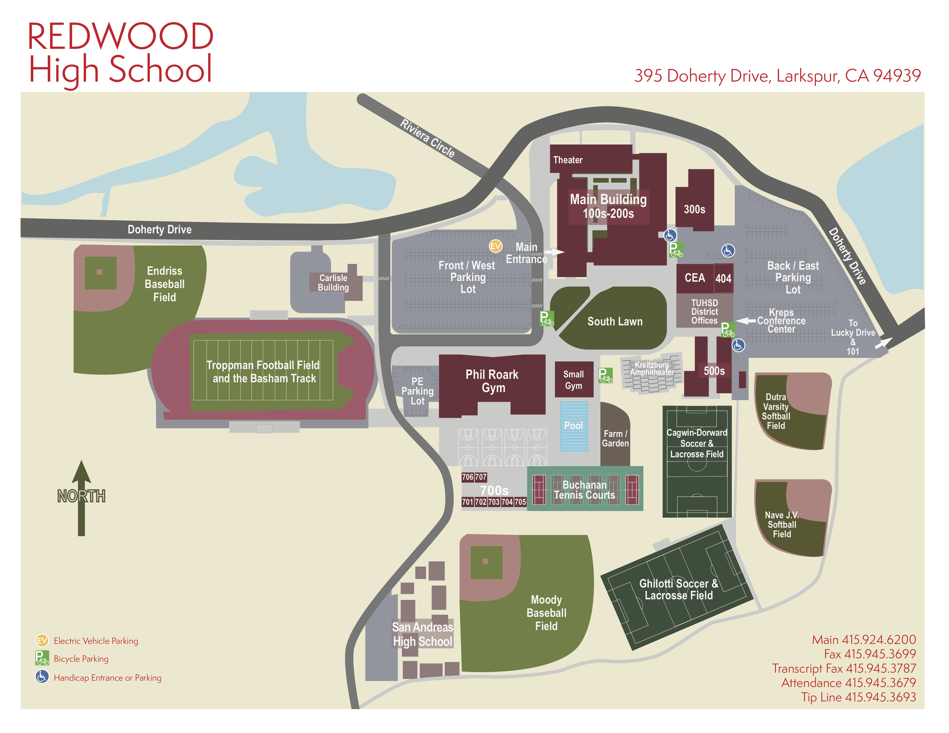 Maps of Campus / Campus Maps Home Scf Denton Campus Map on