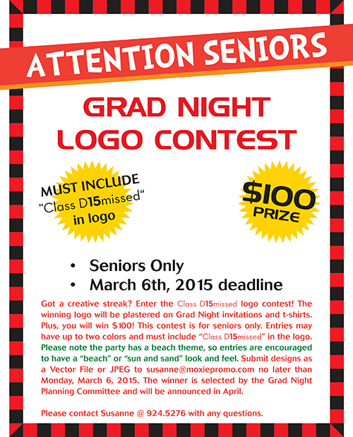 logo contest flyer