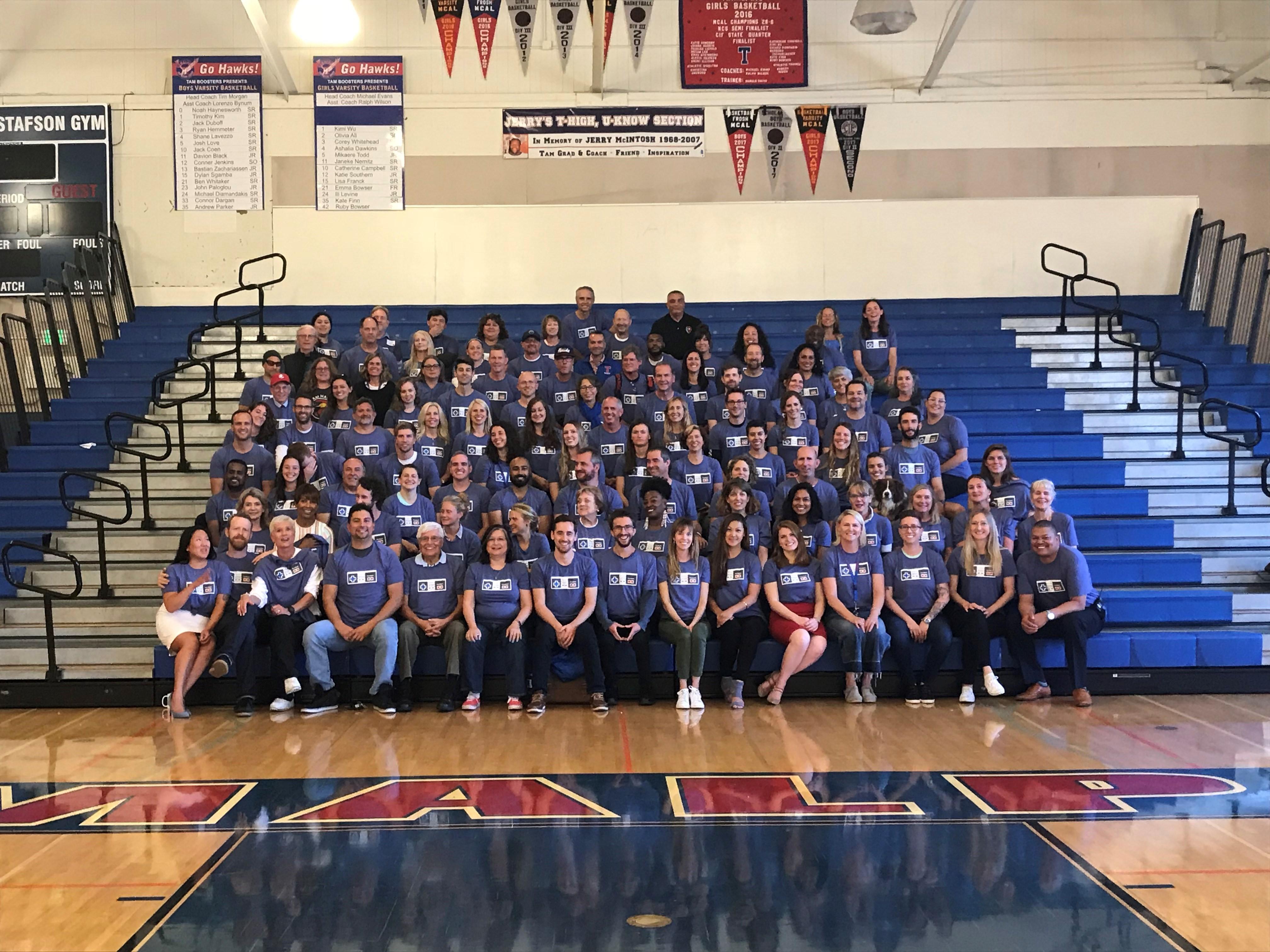 Tamalpais High School / Overview