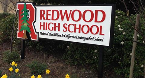 Redwood High School Overview