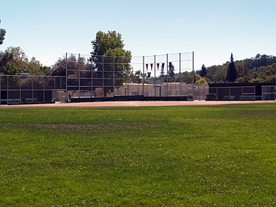 Drake softball field