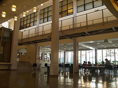 Tam Student Center