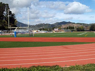 Tam football field & track