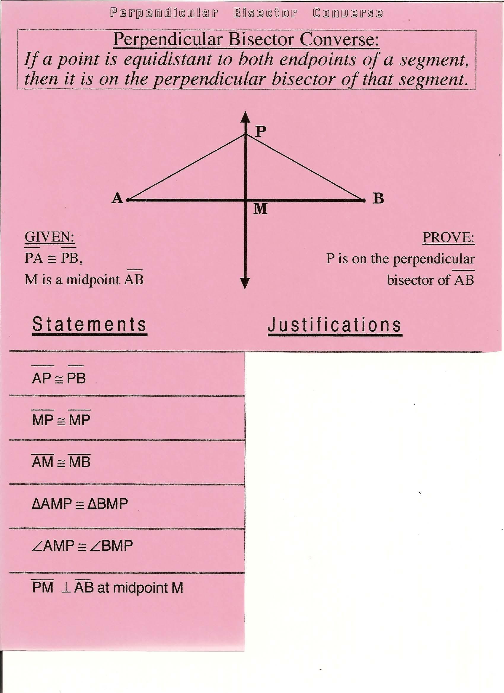Worksheets Perpendicular Bisector Worksheet perpendicular bisector worksheet free worksheets library angle problems