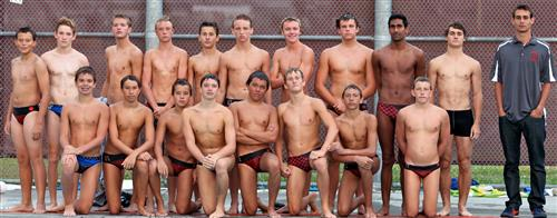 2013 Boys JV Water Polo